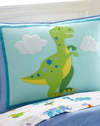 Olive Kids Dinosaur Land Pillow Sham by