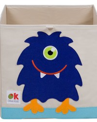 Olive Kids Monster Storage Cube by