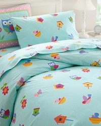 Olive Kids Birdie Twin Duvet Cover by