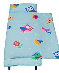 Olive Kids Birdie Cotton Nap Mat Pink by