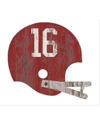 Alabama Crimson Tide Helmet Wall Art by
