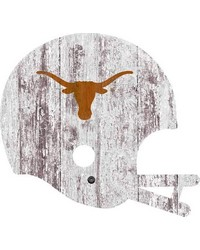 Texas Longhorns Helmet Wall Art by