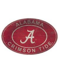 Alabama Crimson Tide 46 Inch Wall Art by