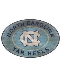 North Carolina Tar Heels 46 Inch Wall Art by