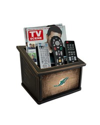Miami Dolphins Media Organizer by