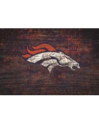 Denver Broncos Desk Organizer by