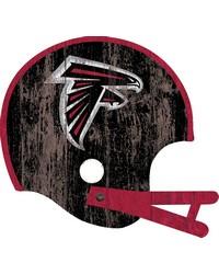 Atlanta Falcons Helmet Wall Art by