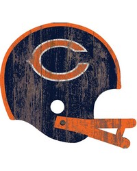 Chicago Bears Helmet Wall Art by