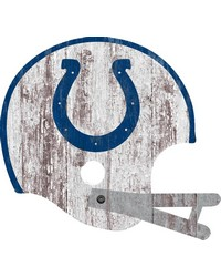 Indianapolis Colts Helmet Wall Art by