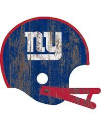 New York Giants Helmet Wall Art by