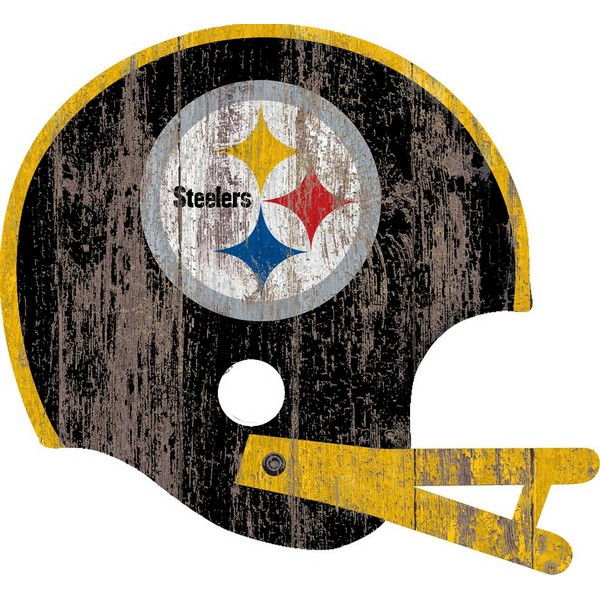 Home Decor Pittsburgh: Pittsburgh Steelers Helmet Wall Art
