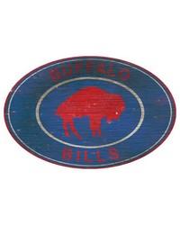 Buffalo Bills 46 Inch Wall Art by