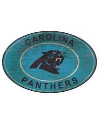 Carolina Panthers 46 Inch Wall Art by