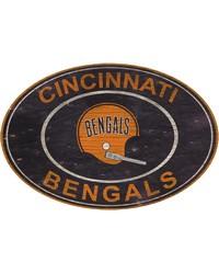 Cincinnati Bengals 46 Inch Wall Art by