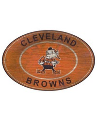 Cleveland Browns 46 Inch Wall Art by