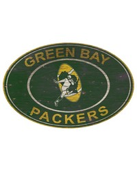 Green Bay Packers 46 Inch Wall Art by