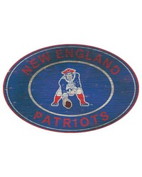 New England Patriots 46 Inch Wall Art by