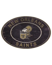 New Orleans Saints 46 Inch Wall Art by