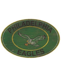 Philadelphia Eagles 46 Inch Wall Art by