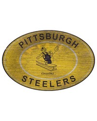 Pittsburgh Steelers 46 Inch Wall Art by