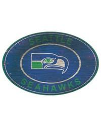 Seattle Seahawks 46 Inch Wall Art by