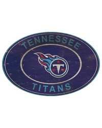 Tennessee Titans 46 Inch Wall Art by
