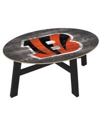 Cincinnati Bengals Coffee Table by
