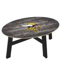 Minnesota Vikings Coffee Table by