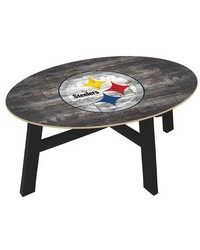 Pittsburgh Steelers Coffee Table by