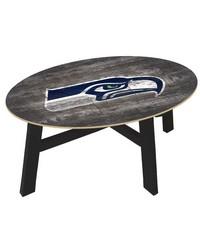 Seattle Seahawks Coffee Table by