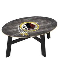 Washington Redskins Coffee Table by