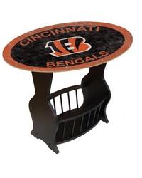 Cincinnati Bengals End Table by