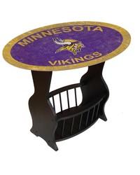 Minnesota Vikings End Table by