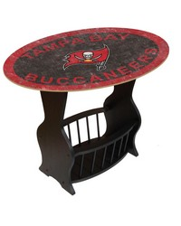 Tampa Bay Buccaneers End Table by