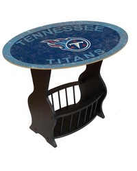 Tennessee Titans End Table by