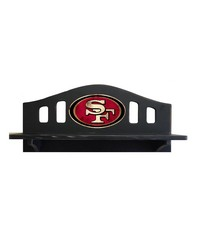 San Francisco 49ers Wall Shelf by