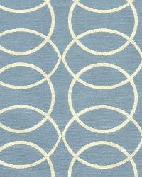 Solid Color Denim Fabric  Circle Grove Hydrangea