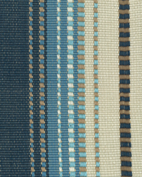 Blue Navajo Print Fabric  Appalachian Lake