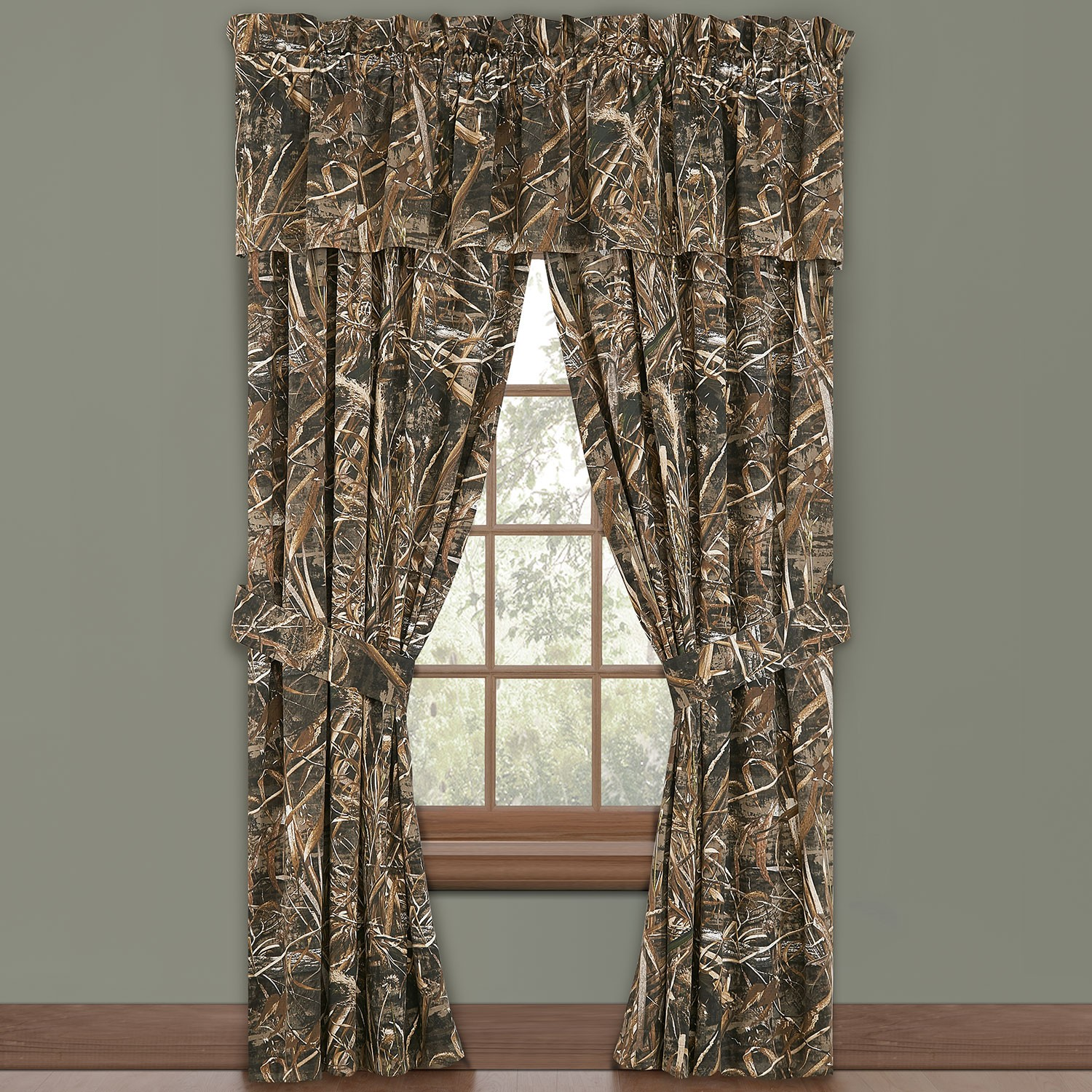 Realtree Curtains 16 Realtree Camo Shower Curtain