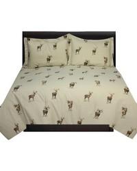 Bucks Twin Comforter Sham Set by
