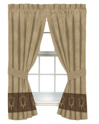 Brotherhood Rod Pocket Curtains by