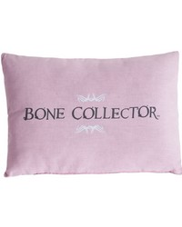 Bone Collector Pink Oblong Pillow by