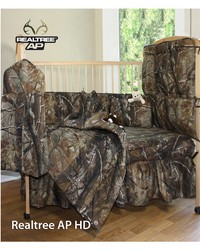 Realtree All Purpose Baby Bedding
