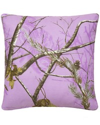 AP Lavender Square Pillow by