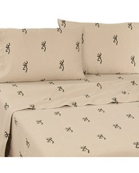 Browning Country Sheet Set Twin by