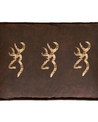 Browning Country Oblong Pillow by