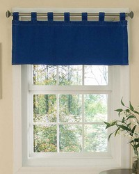 Denim Valance by