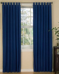 Denim Tab Top Curtains by