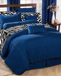 Denim Duvet Cover Twin by
