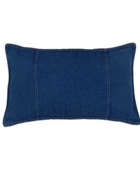 Denim Oblong Pillow by